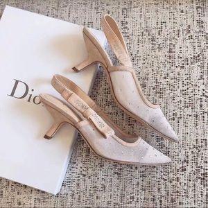 Dior JADIOR Heels NEW